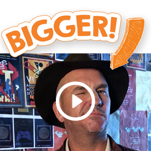 Click to watch Size matters!