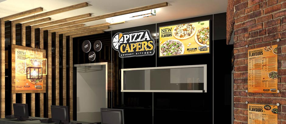 Capers store banner