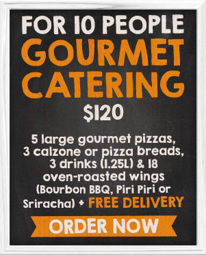 Gourmet Catering A