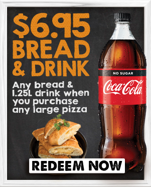 $6.95 Bread and Drink
