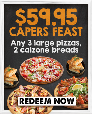 $59 Capers Feast