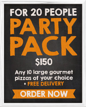 Party Pack B
